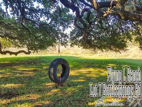 .40 Acres In Bandera County : Bandera : Texas