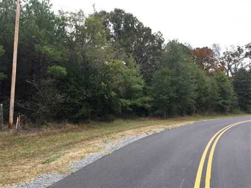 3.06 Acre Lot in Arnoldsburg Estat : Conway : Faulkner County : Arkansas