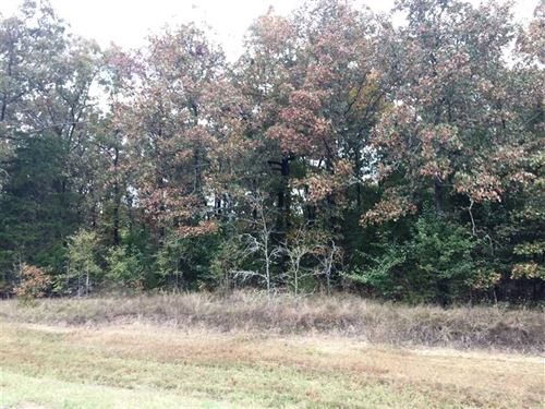 3 Acre Wooded Lot in Arnoldsburg : Conway : Faulkner County : Arkansas