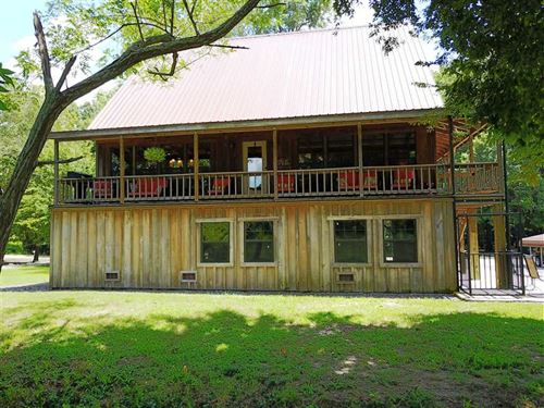 3130 Sqft Home on Maddox Bay For : Holly Grove : Monroe County : Arkansas