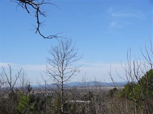 4.34 Acre Homesite With Utilit : Bigelow : Perry County : Arkansas