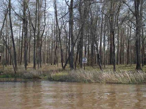 Waterfront Property For Sale in Ha : Akron : Hale County : Alabama