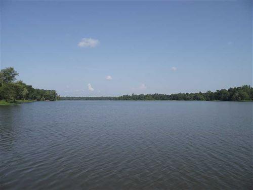 Waterfront Lot, 1+ Acre, Great Pri : Akron : Hale County : Alabama