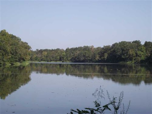 Waterfront Lot With 500 Ft, Water : Akron : Hale County : Alabama