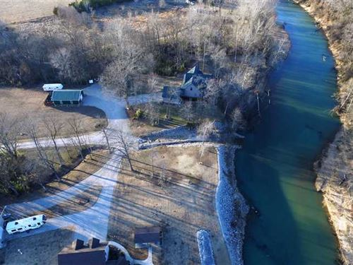 3+ Acre River Lots in Butler Count : Williamsville : Butler County : Missouri