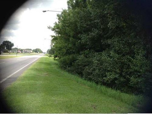 Great Commercial Building Site on : Gadsden : Etowah County : Alabama