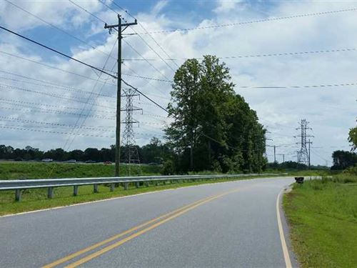 13.41 Acres Near Highway 220 And : Stokesdale : Guilford County : North Carolina