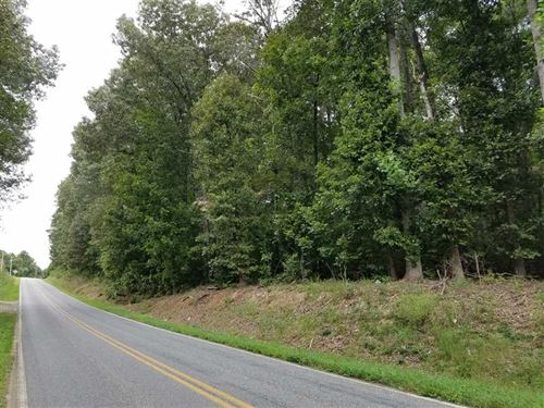 11+ Acres w/ Year Round Stream in : Cherryville : Lincoln County : North Carolina