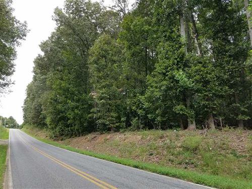 11+ Acres w/ Year Round Stream in : Cherryville : Lincoln County : North Carolina