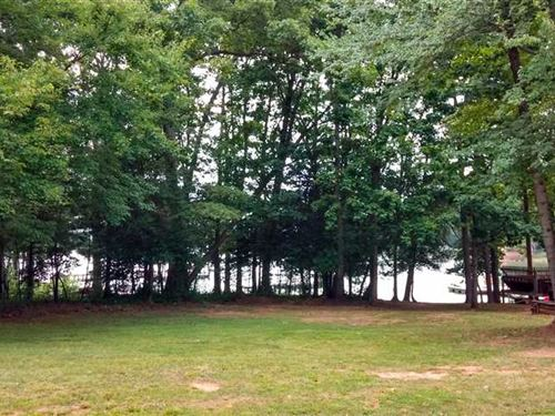 1+ Ac Lot w/ Water Views of Lkn : Mooresville : Iredell County : North Carolina