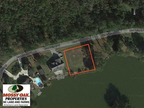 Reduced, .4 Acre Residential Wat : Whiteville : Columbus County : North Carolina
