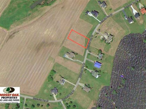 .54 Acres of Waterview Lot For Sa : Windsor : Bertie County : North Carolina