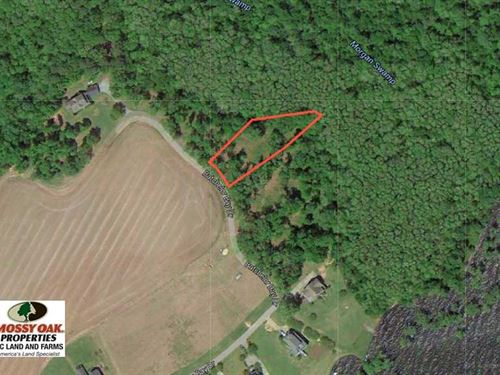 .82 Acres of Waterview Lot For Sa : Windsor : Bertie County : North Carolina