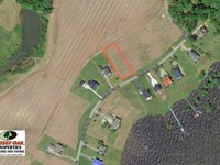 .59 Acres of Waterview Lot For Sa : Windsor : Bertie County : North Carolina