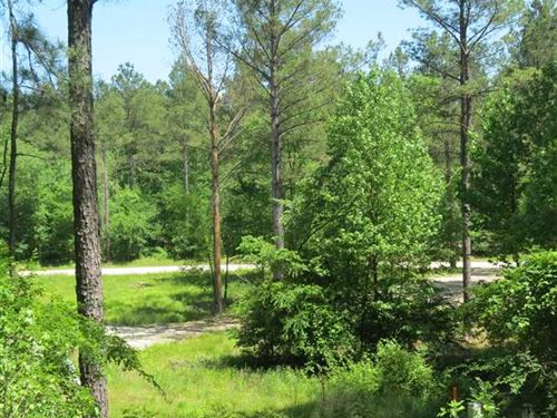 Hochatown Cabin Building Tracts Ea : Hochatown : McCurtain County : Oklahoma