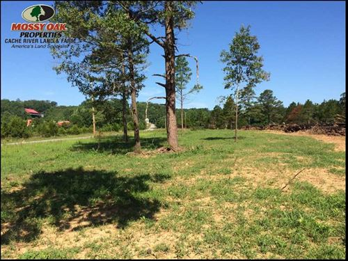 2.39 Acres Cleared And Ready to Bu : Searcy : White County : Arkansas
