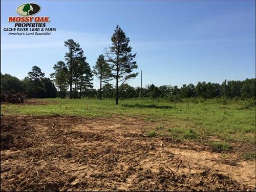 2.69 Acres Cleared And Ready to Bu : Searcy : White County : Arkansas