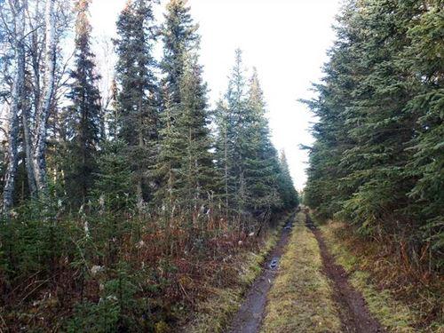 Large Parcel in North Kenai, AK 99 : North Kenai : Kenai Peninsula Borough : Alaska