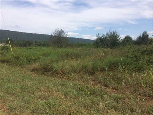 2 Beautiful Acres on Hwy 411 : Leesburg : Cherokee County : Alabama