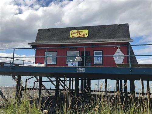 1,000Sf Retail Shop Alaska Oceanfr : Homer : Kenai Peninsula Borough : Alaska