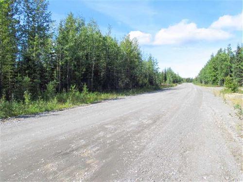 Build to Suit, Just Outside of Sol : Soldotna : Kenai Peninsula Borough : Alaska