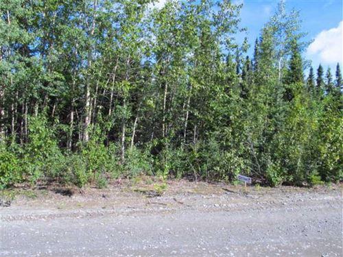Build to Suit Just Outside of Sold : Soldotna : Kenai Peninsula Borough : Alaska