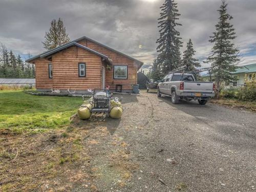 Conveniently Located in Kenai, Mls : Kenai : Kenai Peninsula Borough : Alaska
