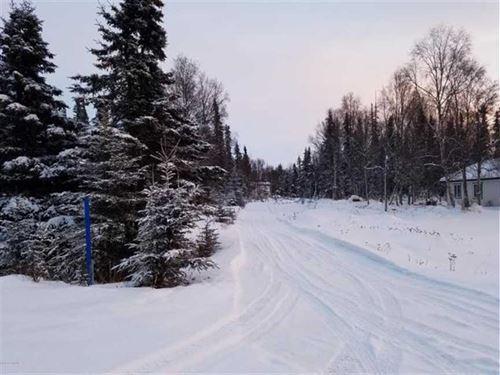 Inexpensive Lot to Build On, Mls : Kenai : Kenai Peninsula Borough : Alaska