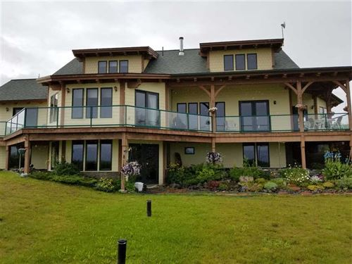 Quiet 6700Sqft. Elegant 6 Bdr/6 Ba : Homer : Kenai Peninsula Borough : Alaska