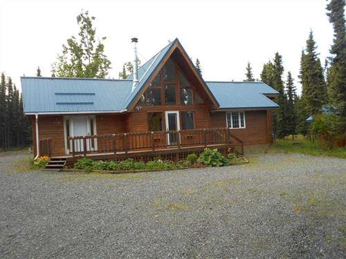 Residential or Recreational Proper : Soldotna : Kenai Peninsula Borough : Alaska
