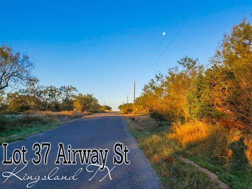 .80 Acres In Llano County : Kingsland : Llano County : Texas