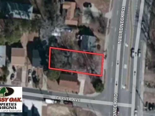 Under Contract,.14 Acre Residen : VirginiaBeach : Virginia Beach County : Virginia