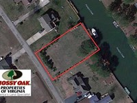 .5 Acre Residential Waterfront Lot : Onancock : Accomack County : Virginia