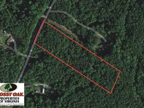 5 Acres of Residential Land For Sa : Amherst : Virginia