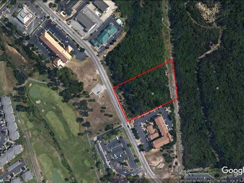 3 Acre Commercial Lot in Branson : Branson : Taney County : Missouri