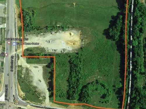 16 Acres S, Gloster Tupelo : Tupelo : Lee County : Mississippi