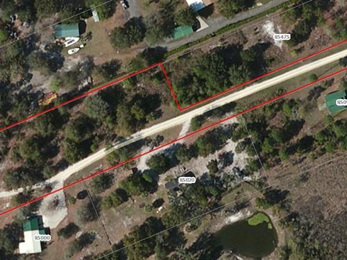 2.13 Acres- Peacock Court : Yulee : Nassau County : Florida
