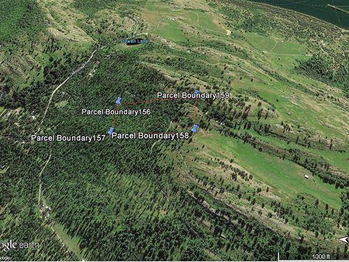 20 Ac No Improvements : Kettle Falls : Stevens County : Washington