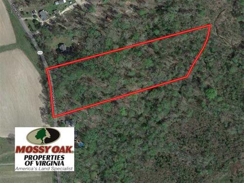 Uner Contract, 5 Acres of Residen : Zuni : Southampton County : Virginia