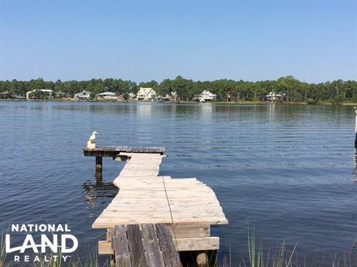 Little Lagoon : Gulf Shores : Baldwin County : Alabama