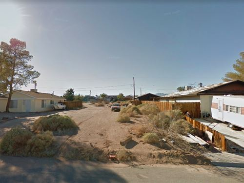 .15 Acres In Ridgecrest, CA : Ridgecrest : Kern County : California