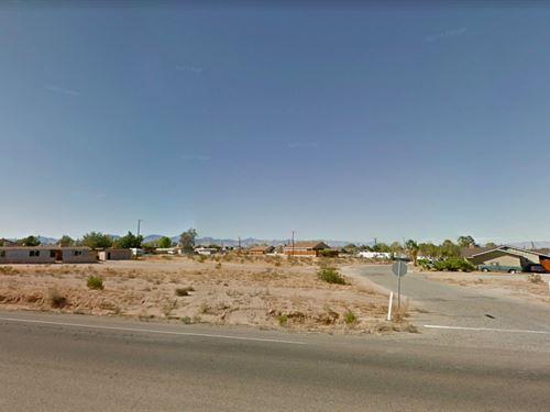 .16 Acres In Ridgecrest, CA : Ridgecrest : Kern County : California