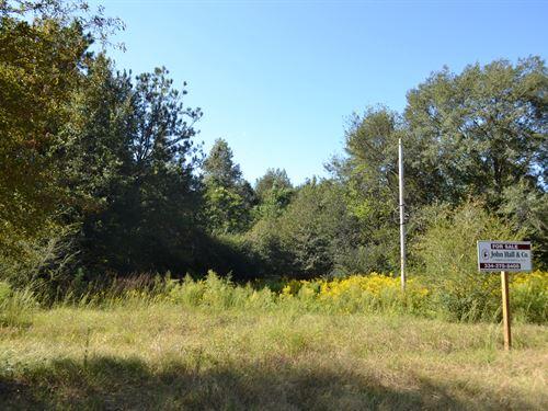Harris Rd Tract - Millbrook, Al : Millbrook : Elmore County : Alabama