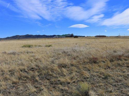 Shining Mountain Estates Lot : Westcliffe : Custer County : Colorado