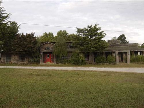 This Property Would be Suitable fo : Cave City : Sharp County : Arkansas