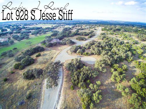 .30 Acres In Blanco County : Blanco : Texas