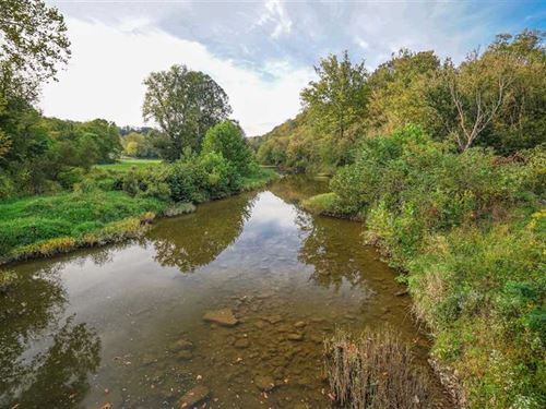 Bend Fork Rd - 16 Acres - Belmont : Allendonia : Belmont County : Ohio