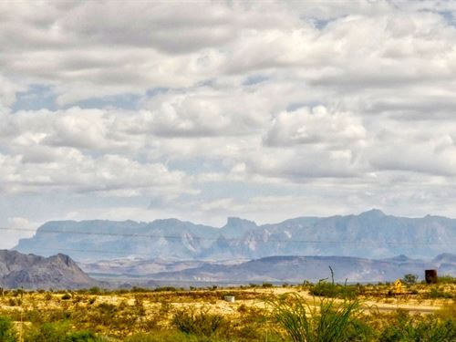 Ghost Town Vacation Rental : Terlingua : Brewster County : Texas