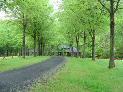 Private Country Estate : Danville : Pittsylvania County : Virginia