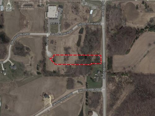 West Bend Buildable Lot 3 : West Bend : Washington County : Wisconsin